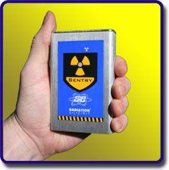 The Sentry EC - Personal Alarming Dosimeter and Rate Meter
