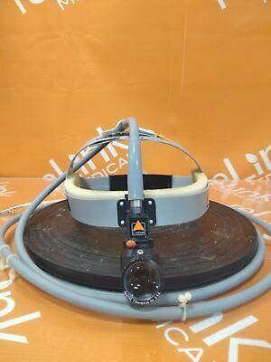 Applied Fiberoptics (AFO) Microsurgical Headlight F.O. Coaxial Rotary Headlight
