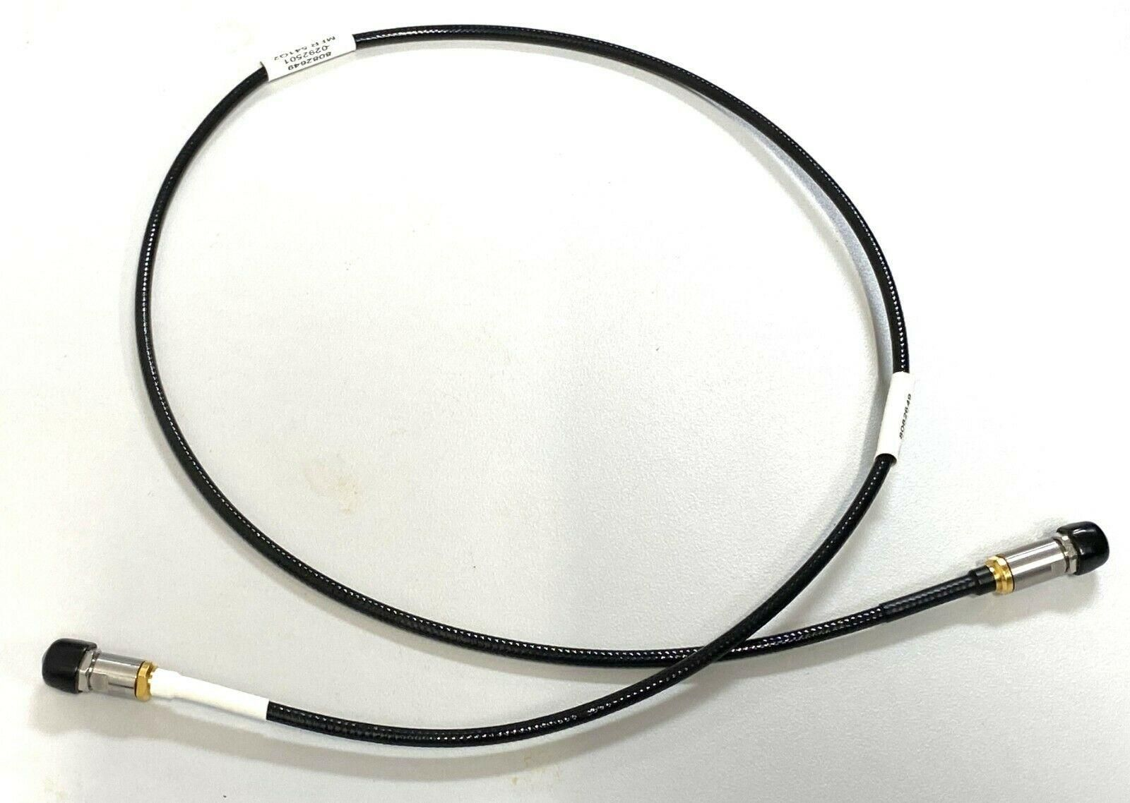 """GORE SMA ZN1 TO SMA ZMQ 29.3"""" CABLE 56ZN1ZMQ0293 56 SPACEFLIGHT CABLE"""