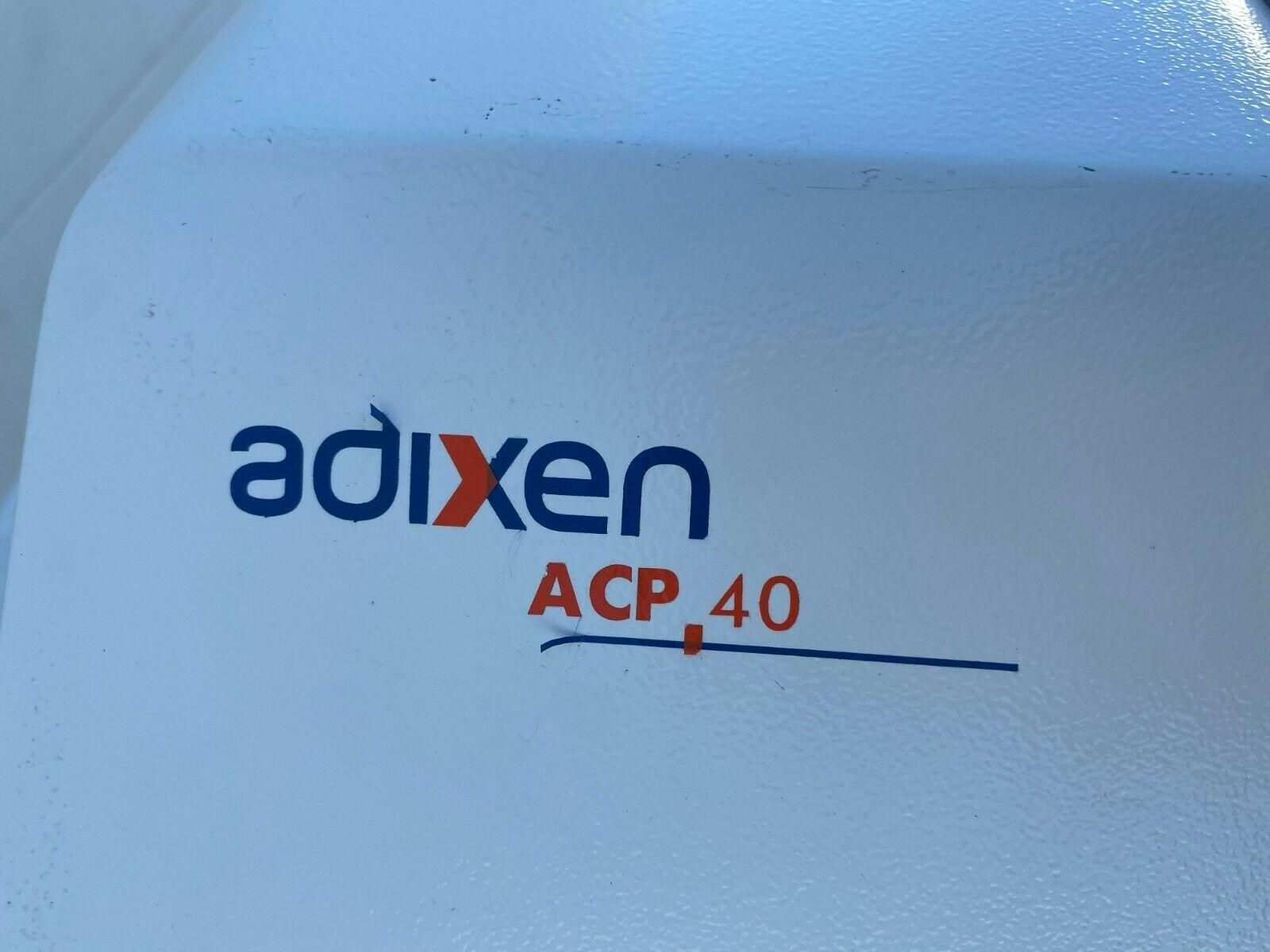 ADIXEN ACP-40 DRY COMPACT MULTI-STAGE ROOTS PUMP