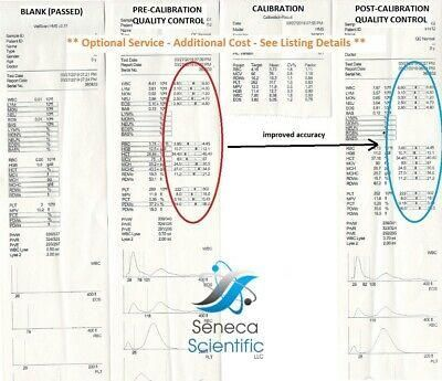 ABAXIS VETSCAN VS2 HM5 (2ND GEN) VETERINARY CHEMISTRY CBC BLOOD ANALYZERS