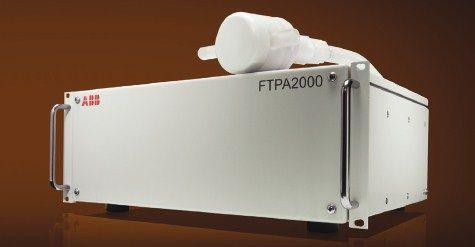 ABB FTPA2000-SC Series Wet Process Analyzer
