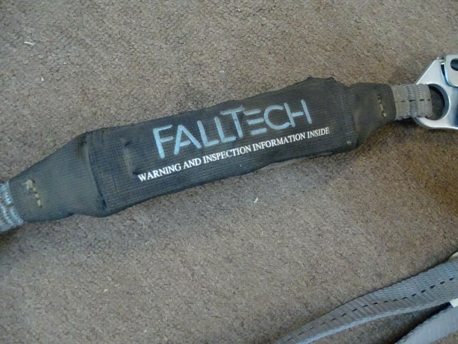 Electrical Lineman Safety Harness Falltech Bashlin Sala Nano-lok I-safe Pen-safe