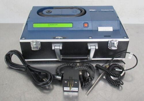T176290 Drager Alcotest 7110 Mk IIIC Breathalyzer Breath Alcohol Analyzer