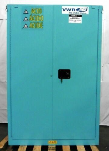 G155464 VWR 89522-644 45-Gal/170-Ltr Acid / Base Storage Cabinet
