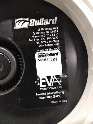 Bullard Eva Powered Air-Purifying Respirator