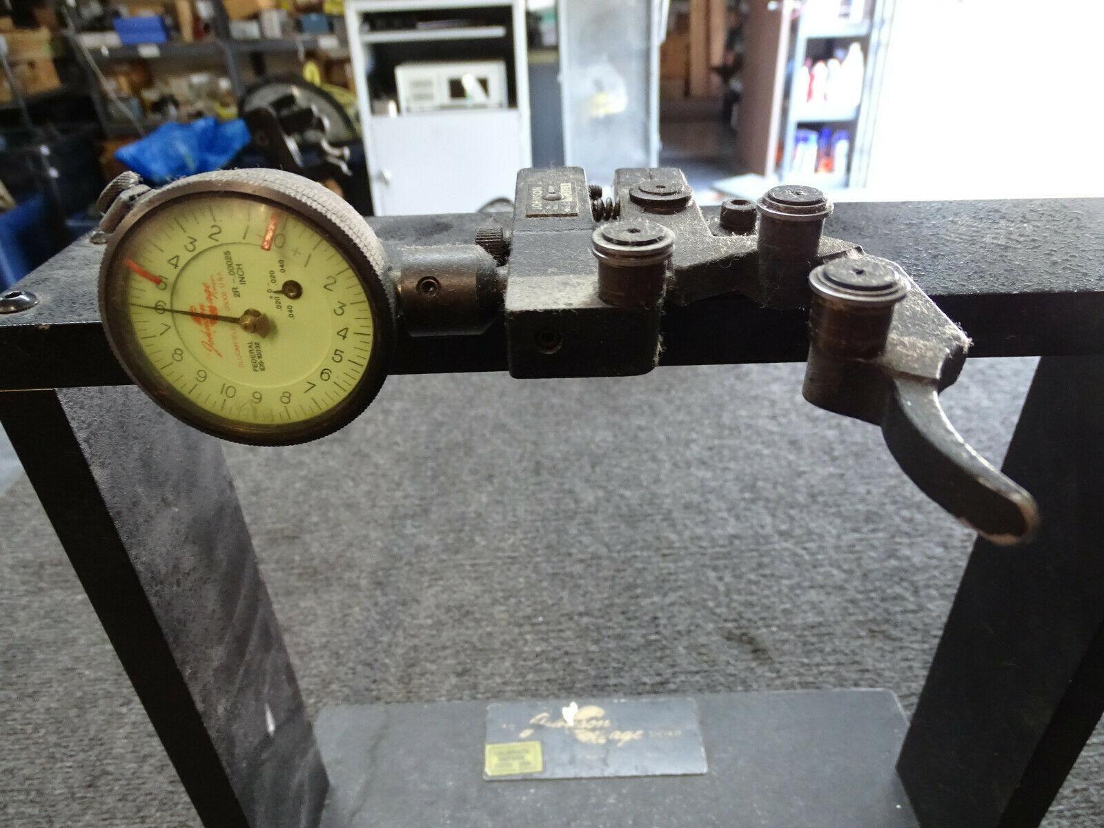 Johnson Gage TRI-ROLL Model C3 Pitch Diameter Size Rolls