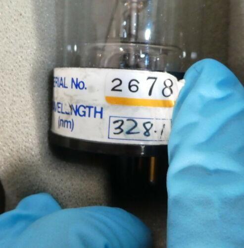 R176505 Photron Ag Hollow Cathode Lamp 15mA WL328.1 nm