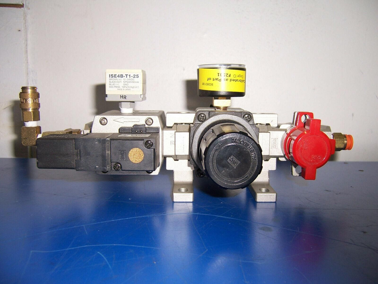 12329 SMC pressure regulator NAV3000-N03-5DZ