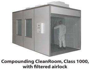 HEMCO CleanRoom modular system
