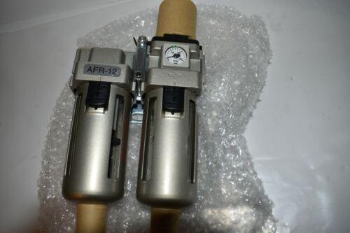 ^^ SMC AFR-12 REGULATOR FILTER - NEW (JQ39)