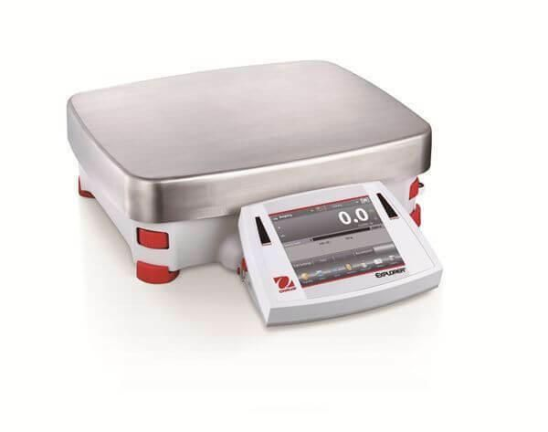 Ohaus EX35001N Electronic Balance 30553894