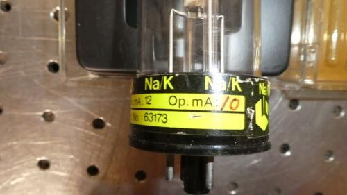 R176858 Visimax Hallow Cathode Lamp Na K