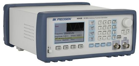 B&K Precision 4045B 20 MHz DDS Sweep Function Generator with Arb Function