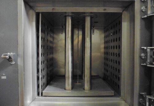 G176794 Blue M WSP-109B-2X Dual Thermal Shock Chamber