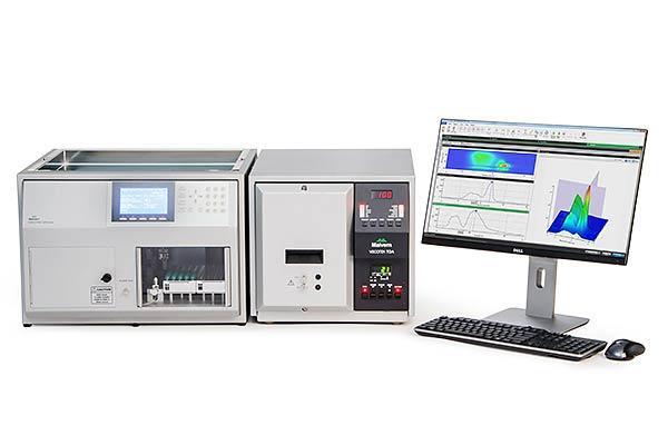 Viscotek TDAmax GPC/SEC System from Malvern Instruments