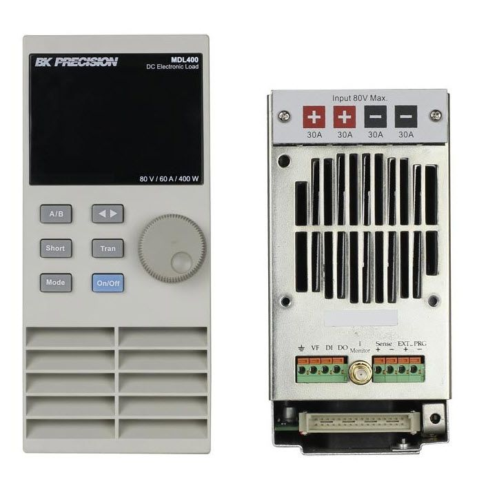 B&K Precision MDL DC Electronic Loads