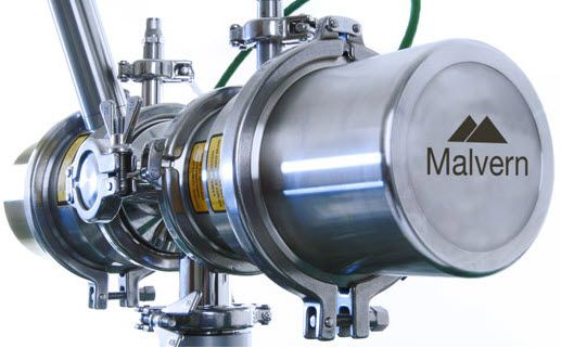 Insitec Dry Online Particle Size Analyzers from Malvern Instruments