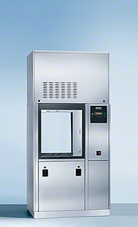 PG 8528 Large Chamber Lab Glassware Washer from Miele
