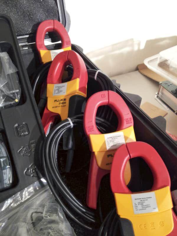 Fluke 1750 Power Recorder