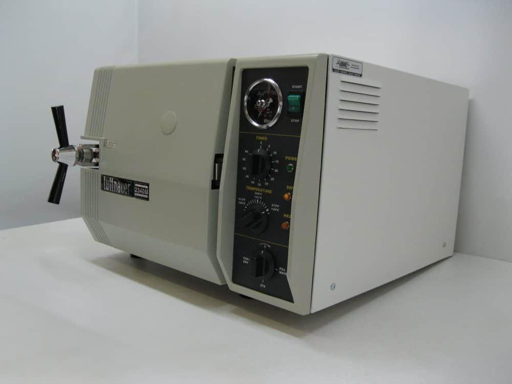 Tuttnauer 2340M Manual Autoclave