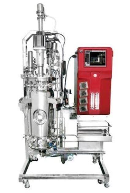 SIP Fermentation System (Pilot Scale), FS-10L/ FS-30L / FS-50L