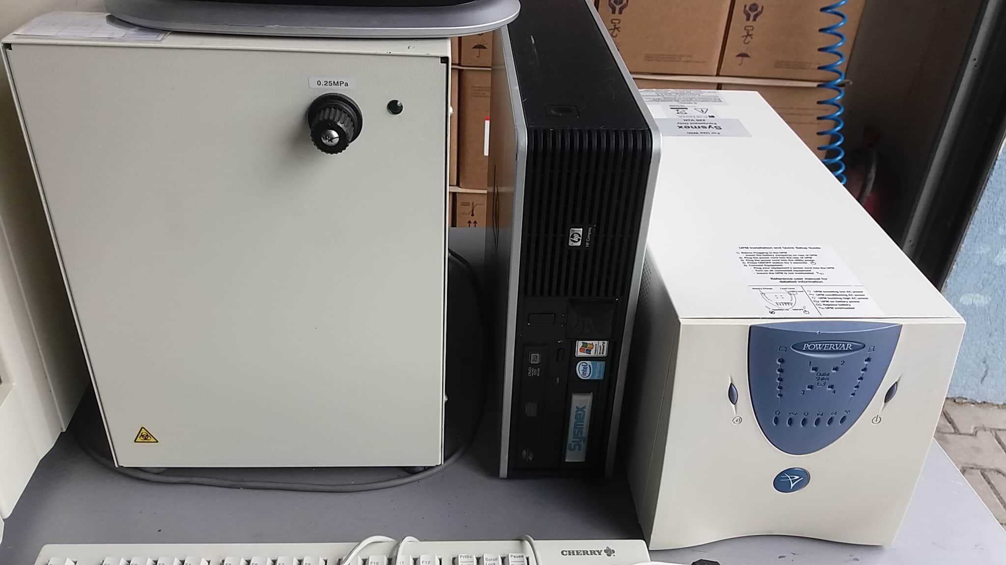 Sysmex XT - 1800i/2000i