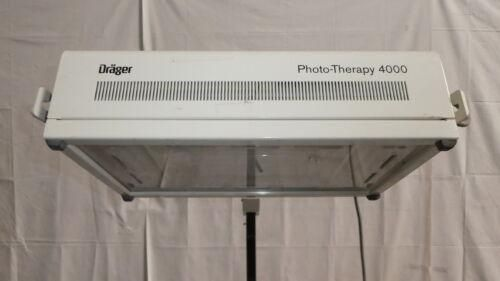 R176958 Drager Photo-Therapy 4000 Neonatal Infant Warmer Jaundice Management