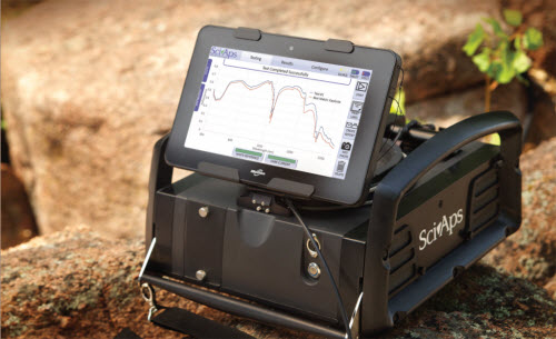 SciAps, Inc. Introduces the Navigator Portable NIR Analyzer