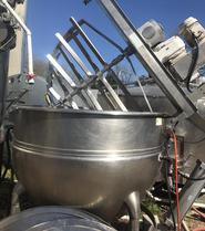 500 Gallon Double Motion Kettle