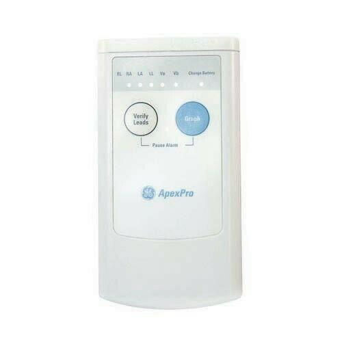 GE Apex Pro Patient Telemetry Transmitter ECG