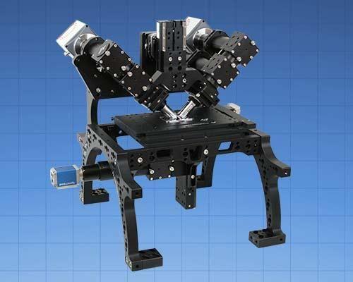 Selective Plane Illumination Microscopy Systems from ASI