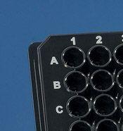 BRANDplates pureGrade and pureGrade S Non-Treated Microplates
