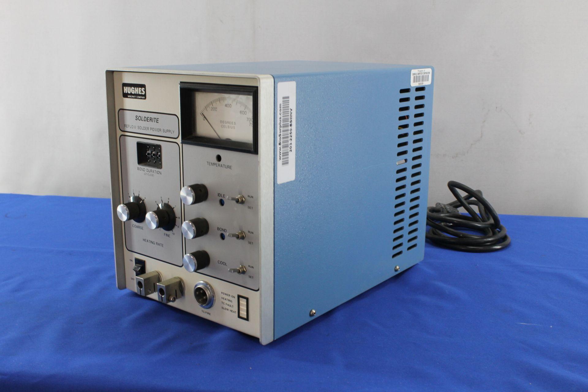 Hughes HTT-650 Solderbrite Reflow Solder Power Supply (203-2250)