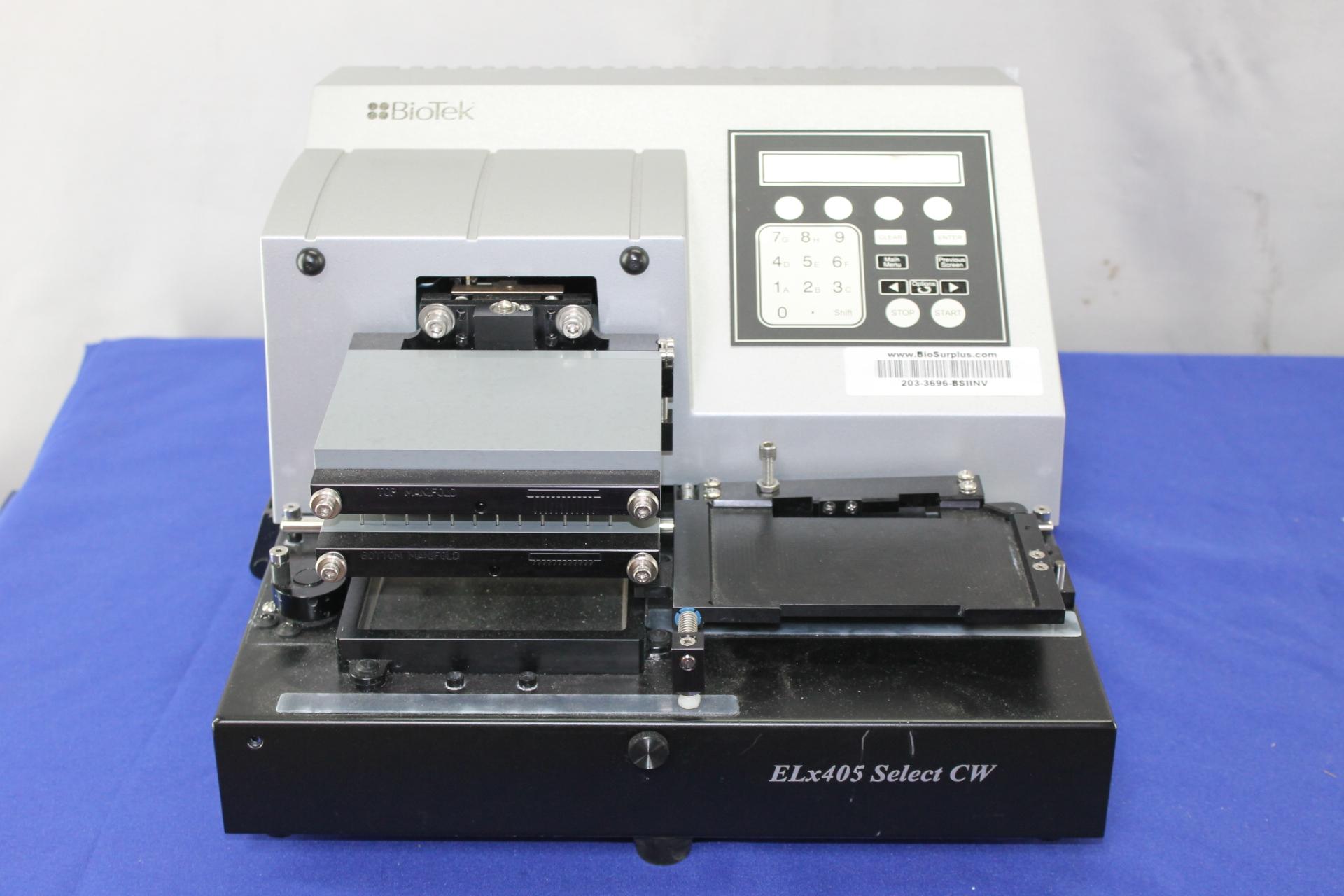 Biotek Instruments Elx405 Select CW (203-3696)