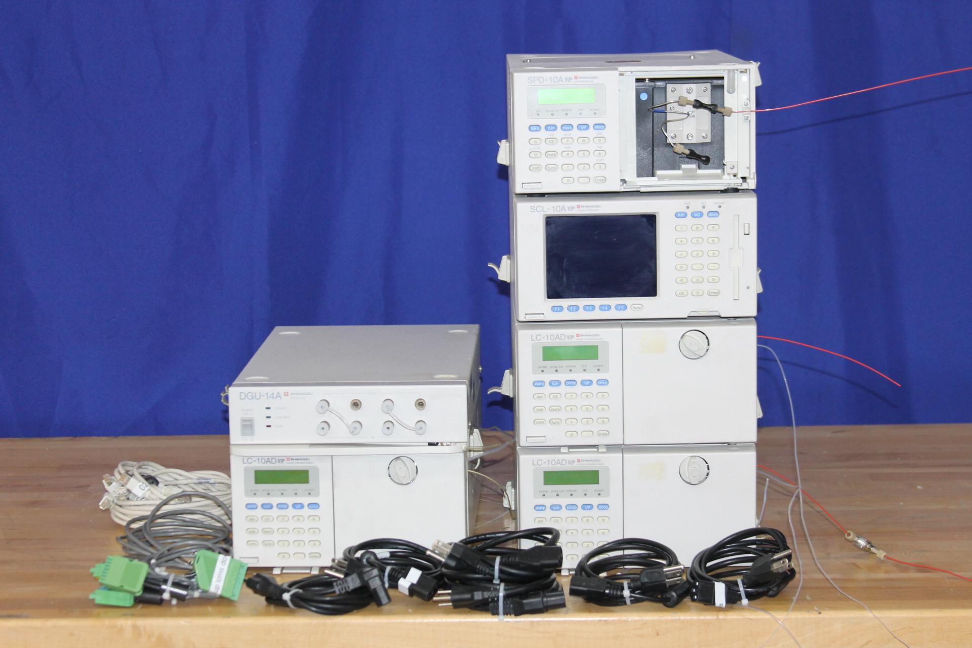 Shimadzu HPLC System (203-4385)
