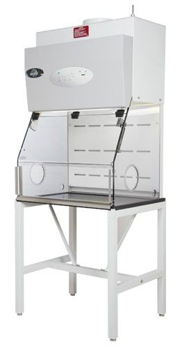 NuAire LabGard ES NU-813 Bench Top Class I Containment Cabinet