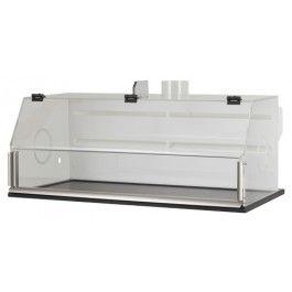 NuAire LabGard ES (Energy Saver) NU-819 Bench Top Class I Vented Enclosure