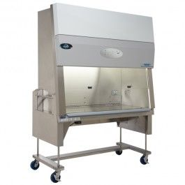 NuAire LabGard ES (Energy Saver) NU-677 Class II, Type A2 Animal Handling Biological Safety Cabinet
