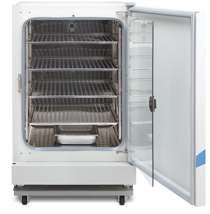 NuAire In-VitroCell ES NU-5820 Direct Heat CO2 Incubator featuring Relative Humidity Control
