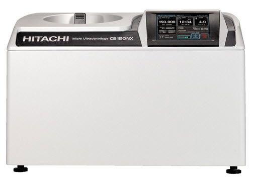 NuAire Hitachi Koki himac CS150NX Tabletop Micro Ultracentrifuge