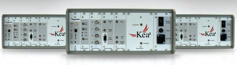 Kea Spectrometers now with Extended Range