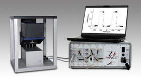 Profile NMR-MOUSE portable open NMR sensor