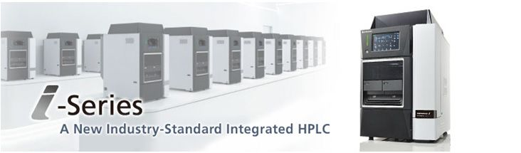 Shimadzu i-Series Integrated HPLC Systems