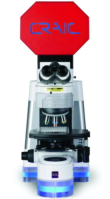 CRAIC Technologies 20/30 PV UV-Visible-NIR Microspectrophotometer