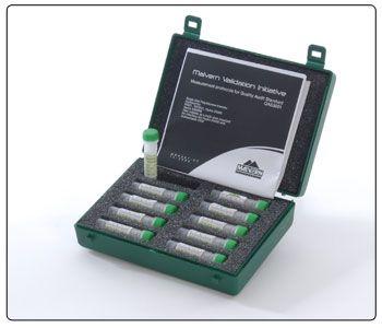 Malvern Panalytical- Quality Audit Standard (QAS3001B)