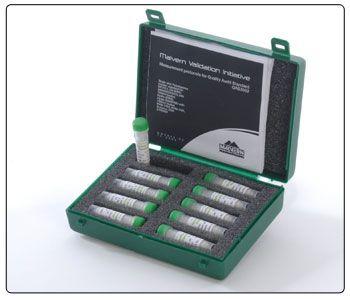 Malvern Panalytical- Quality Audit Standard (QAS3002)
