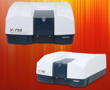 V-700 Series UV-Visible/NIR Spectrophotometers from JASCO