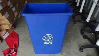Carlisle TrimLine Recycling Waste Container - 342023REC14
