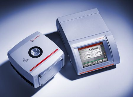 Abbemat Heavy Duty Line Refractometers from Anton Paar